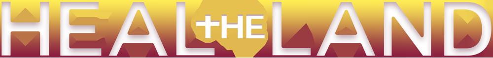 Heal the Land Logo